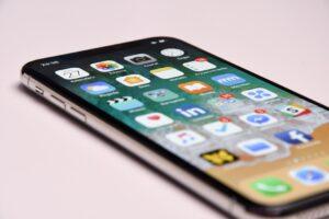 iPhone X Ignoring messages