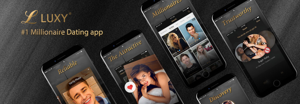 Luxy Dating on iPhone