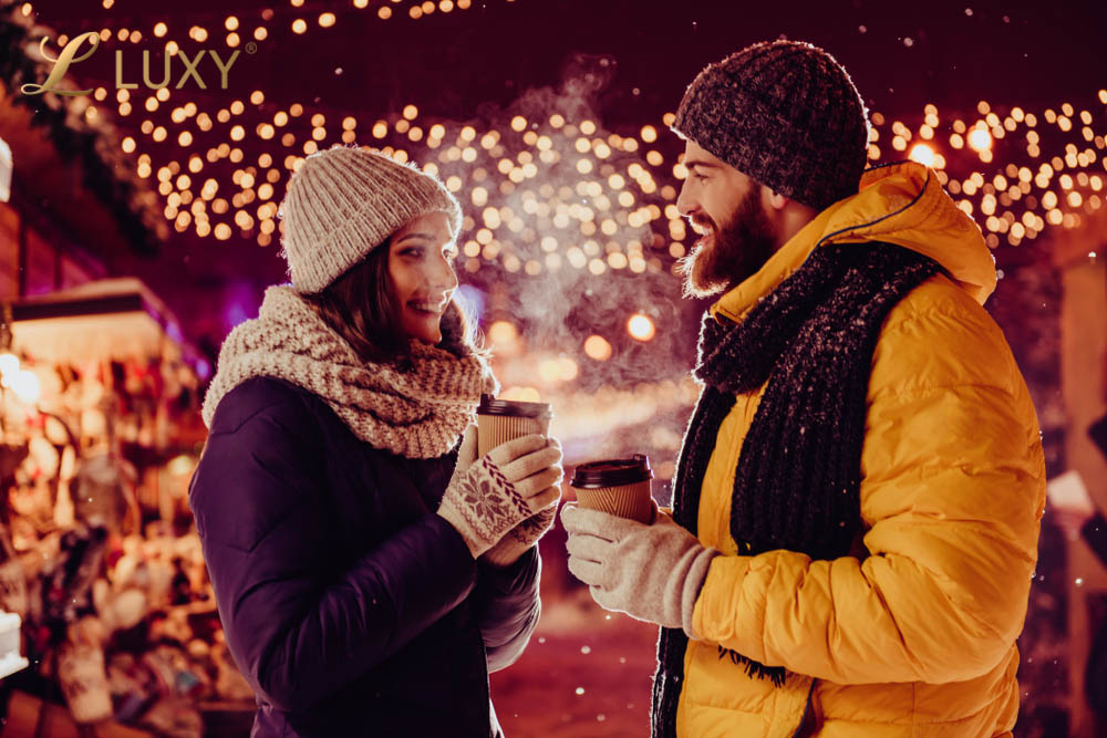 Winter New Years Date