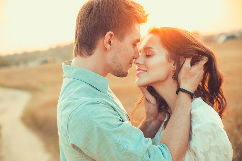 The fifth stage of a relationship is the love stage