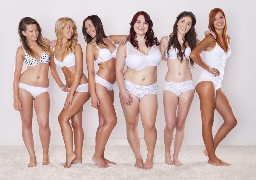 body shape of girls for millionaires