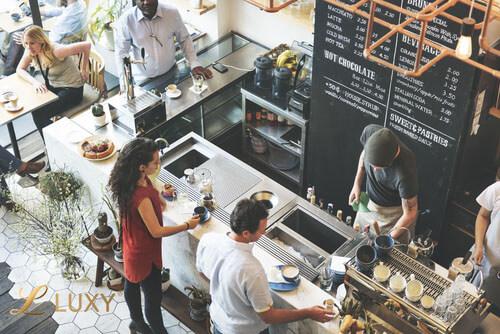 coffee shop dating advice