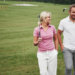 couple golfing relationship