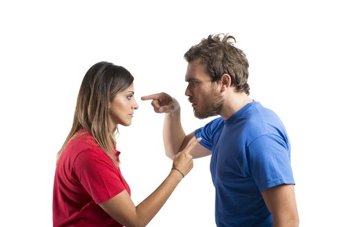 Alway argue means this is toxic relationship
