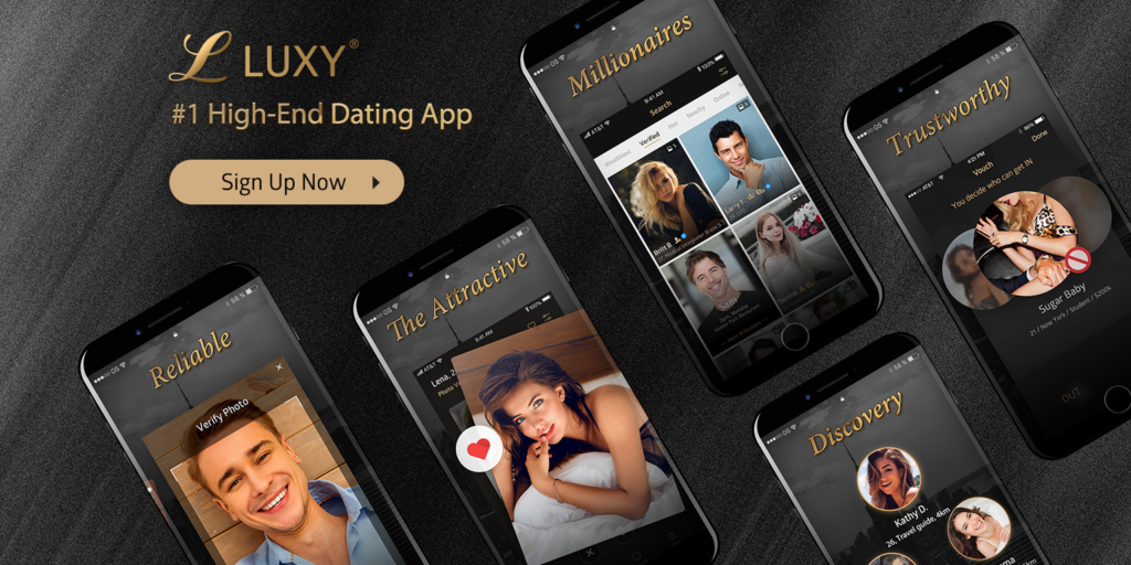 Luxy Sign Up