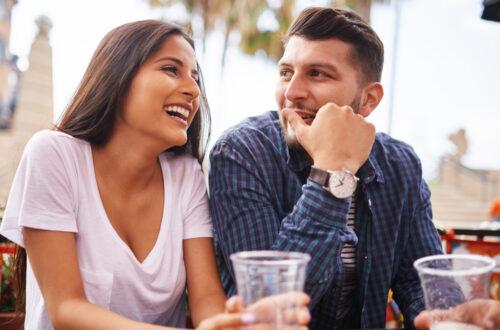 Dating in public latina