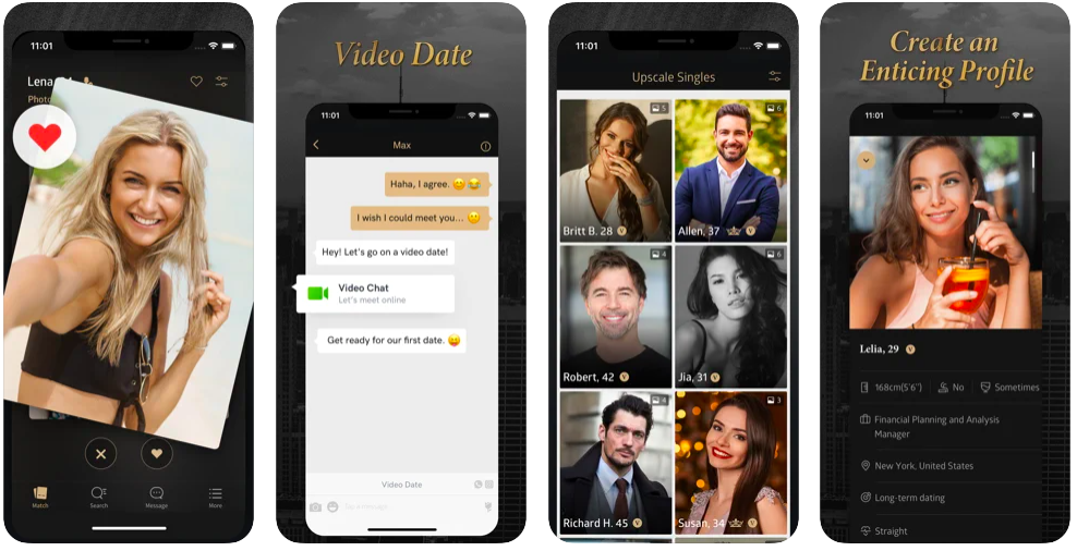 Luxy - the most exclusive dating app